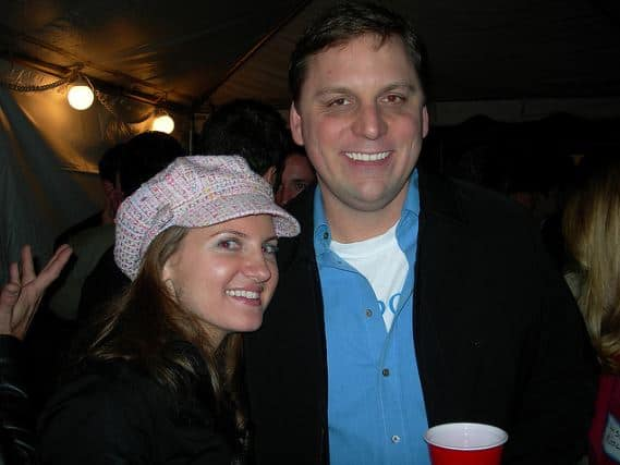 Jenn Allen- TechCrunch Michael Arrington's Ex- Girlfriend