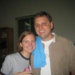 Michael Arrington ex girlfriend Jenn Allen picture
