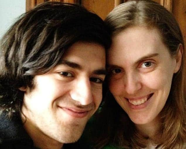 Taren Stinebrickner – Kauffman is Aaron Swartz's Girlfriend who found him