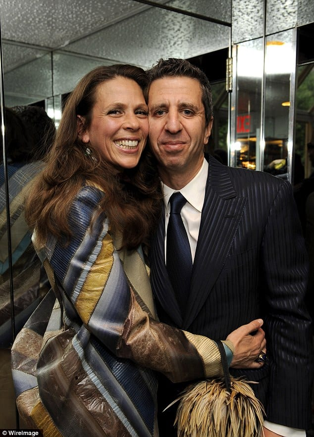 Wendy Berry Flom- Music Mogul Jason Flom's Wife