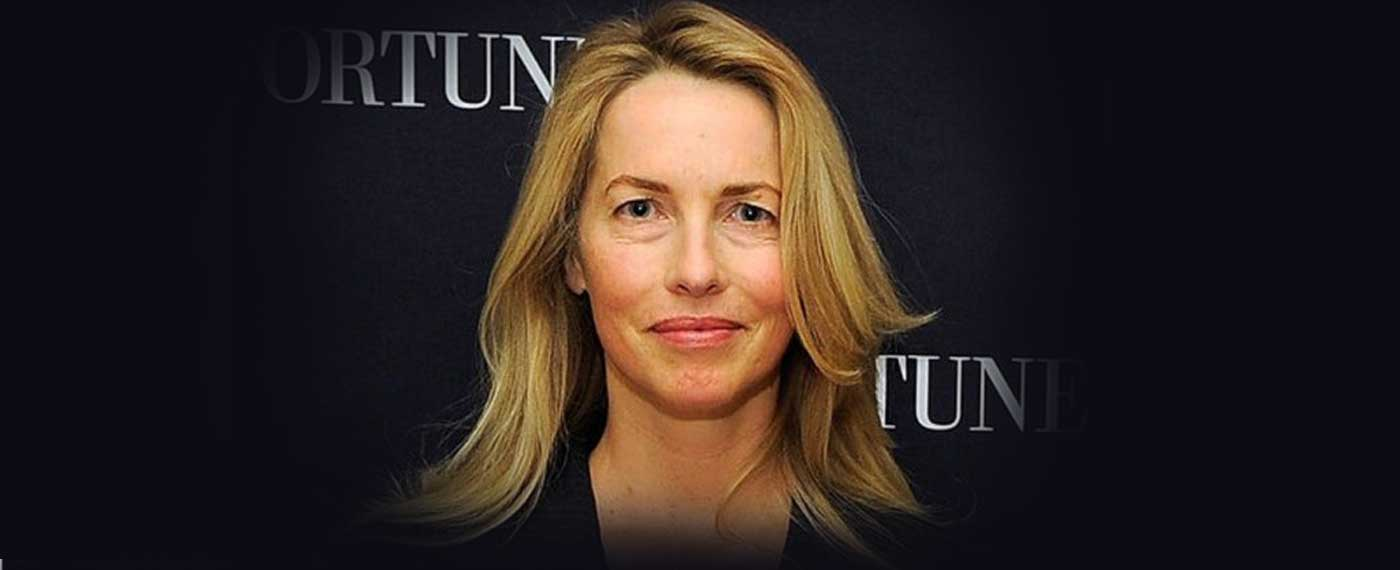 Laurene Powell Jobs - Apple's Steve Jobs Wife