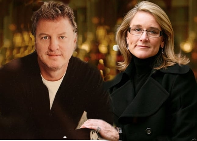 Gregg Couch- Former Burberry/ New Apple Retail VP Angela Ahrendts' Husband