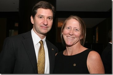 Todd Thompson wife Melissa Thompson pic