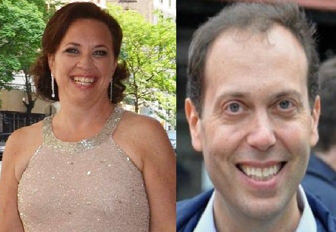 Melinda Milberg-Finance Exec David Milberg's wife