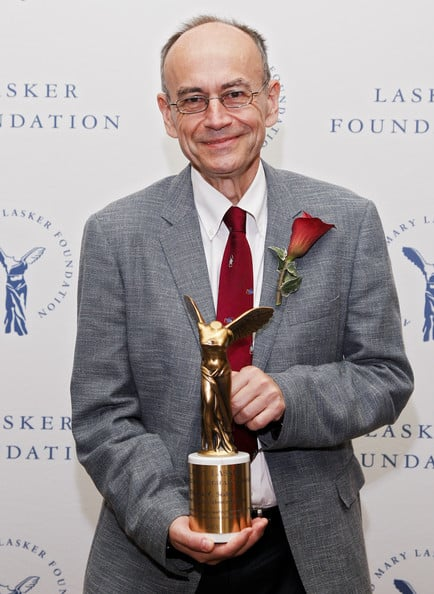 thomas sudhof lasker award  pic