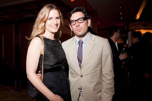 Elisa Lipsky-Karasz- Page Six's Own Deputy Editor Ian Mohr's Wife