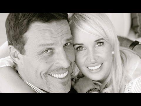 Tony Robbins wife Sage Robbins