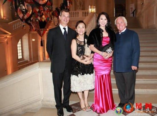 Lin Ning Top Facts about Wang Jianlin's Wife (Bio)