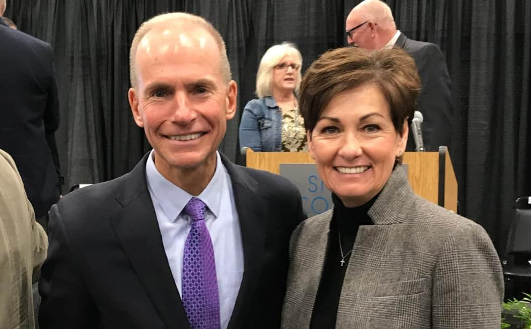Rebecca Muilenburg 5 Facts  Dennis Muilenburg's Wife