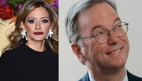 Ulla Parker Top Facts about Former CEO Eric Schmidt's girlfriend