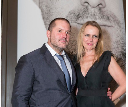 Heather Ive Five Facts about Jony Ive's Wife