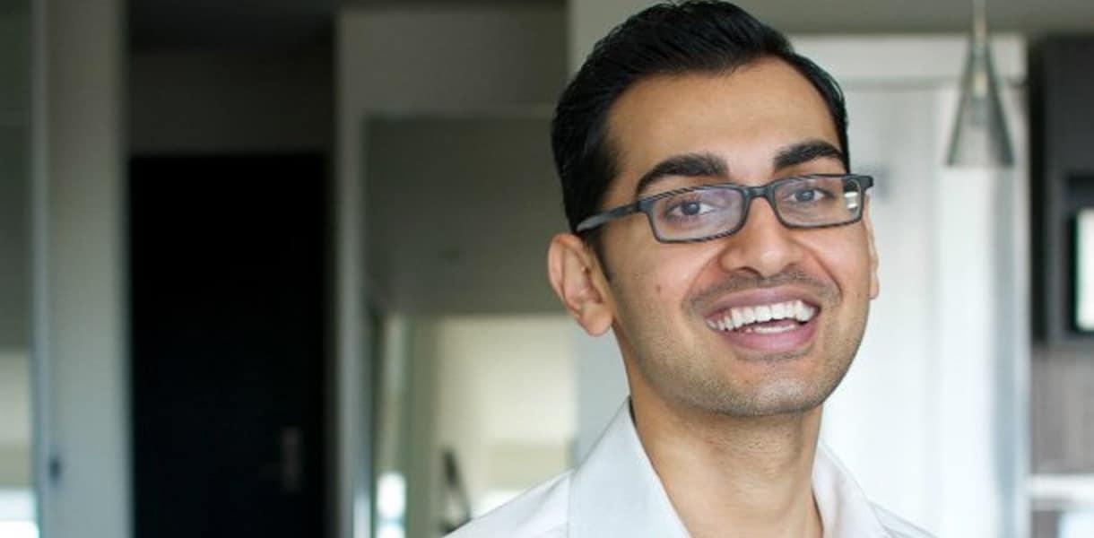 Neil Patel co-founder of Crazy Egg, Hello Bar and KISSmetrics