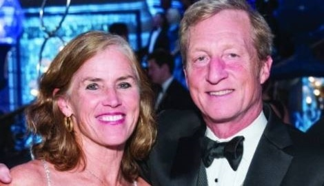 Kat Taylor 7 facts about Tom Steyer's Wife