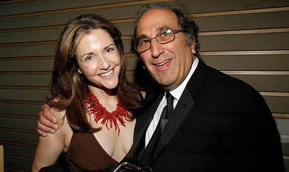 Andrew Lack's Wife Betsy Kenny Lack