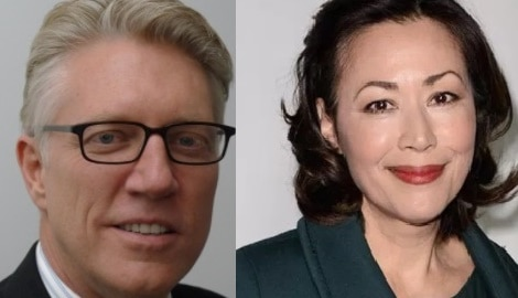 7 Facts about Ann Curry's Husband Brian Ross