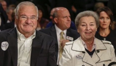 Marlene Ricketts Top Facts about Joe Ricketts' Wife