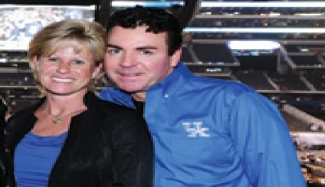 John Schnatter's Wife Annette Schnatter
