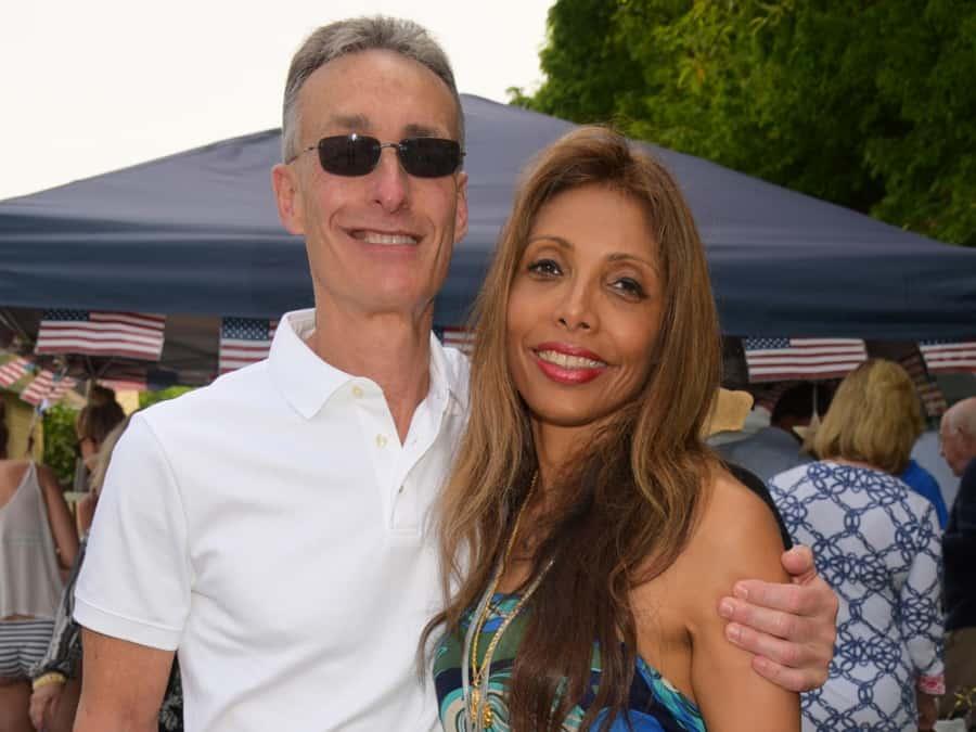 Is Jeffrey Rosenthal Bhandari Rohina's Boyfriend?