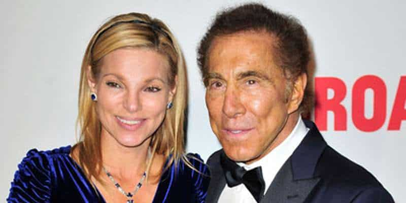 Steve Wynn's Wife Andrea Hissom