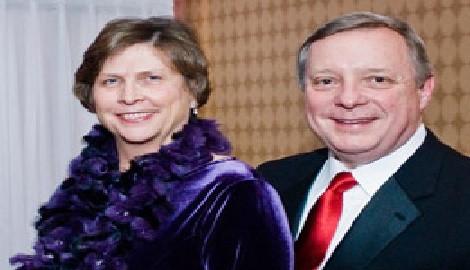 Loretta Schaefer 5 facts About Sen. Dick Durbin's Wife