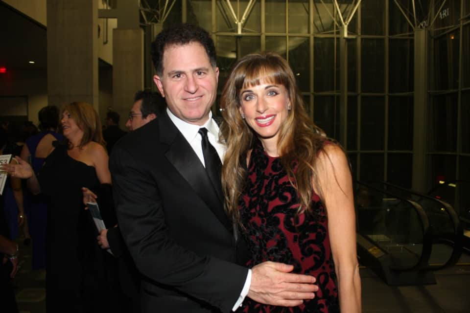 Susan Dell 7 Facts About Dell Michael Dell's Wife