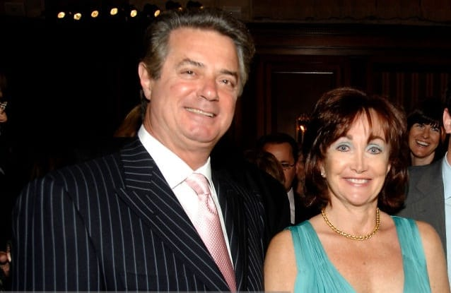 Kathleen Manafort Paul Manafort's Wife 7 Fast Facts