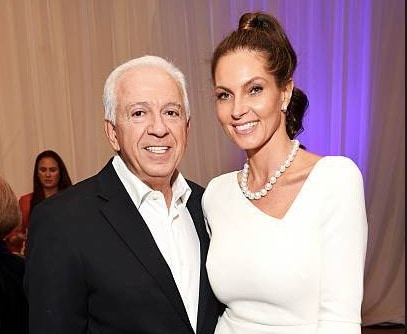 10 Facts About Paul Marciano's Wife Mareva Georges Marciano