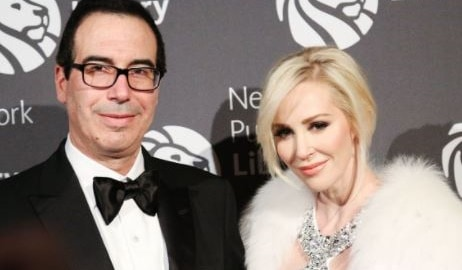 Louise Linton 10 Facts About Steven Mnuchin's Wife