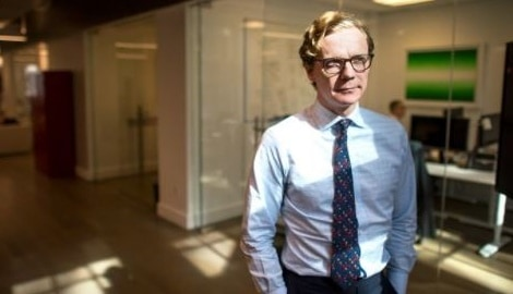 Who is Cambridge Analytica Alexander Nix's Wife/ Girlfriend?
