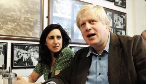 Boris Johnson's Wife Marina Wheeler
