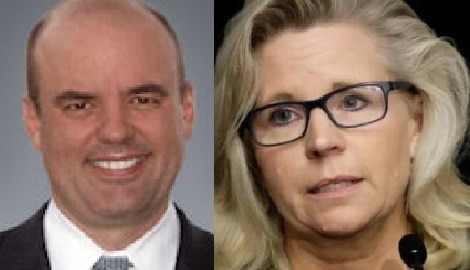Liz Cheney's Husband Phillip Perry