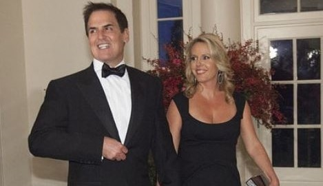 Mark Cuban's Wife Tiffany Stewart