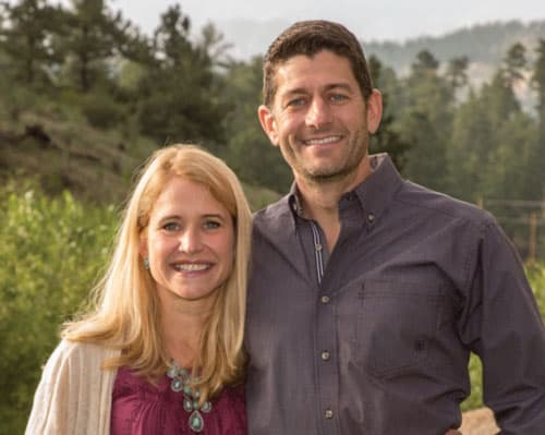 Janna Ryan 5 Facts About Paul Ryan's Wife