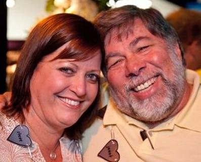 Janet Hill Wozniak 5 Facts About Steve Wozniak's Wife