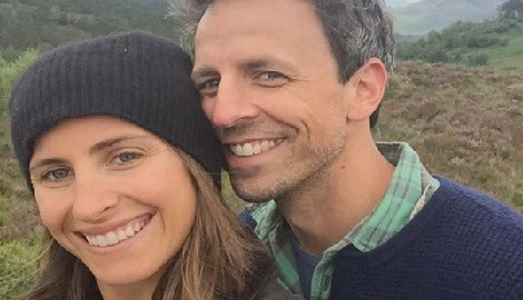 Alexi Ashe 10 facts About Seth Meyers' Wife
