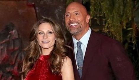 Lauren Hashian 7 Facts About Wayne The Rock Johnson's girlfriend