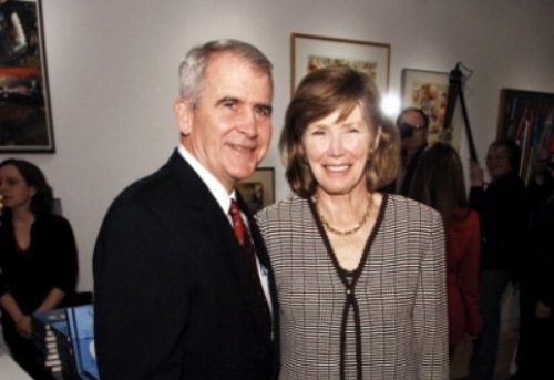 Betsy North 5 Facts About Oliver North's Wife