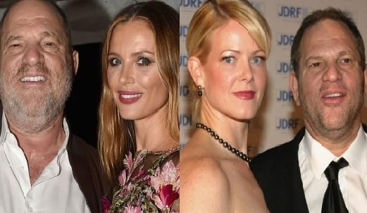 Georgina Chapman & Eve Chilton Weinstein Facts About Harvey Weinstein's Wives
