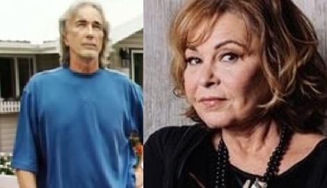 Roseanne Barr's Boyfriend Johnny Argent