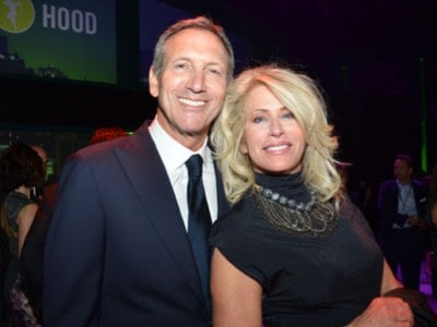 Sheri Kersch Schultz 5 Facts About Starbucks Howard Schultz's Wife
