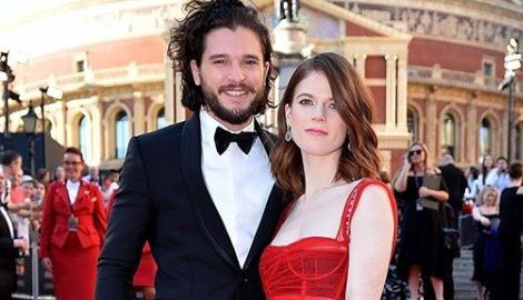 Rose Leslie Top Facts About Kit Harington's Wife