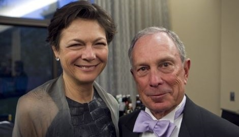 Diana Taylor 5 Facts About Mike Bloomberg's Girlfriend