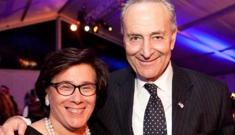 Iris Weinshall 7 Facts about Chuck Schumer's Wife