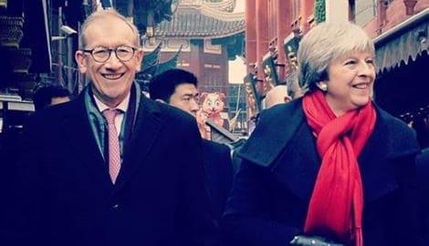 Phillip May 5 Facts About Theresa May's husband