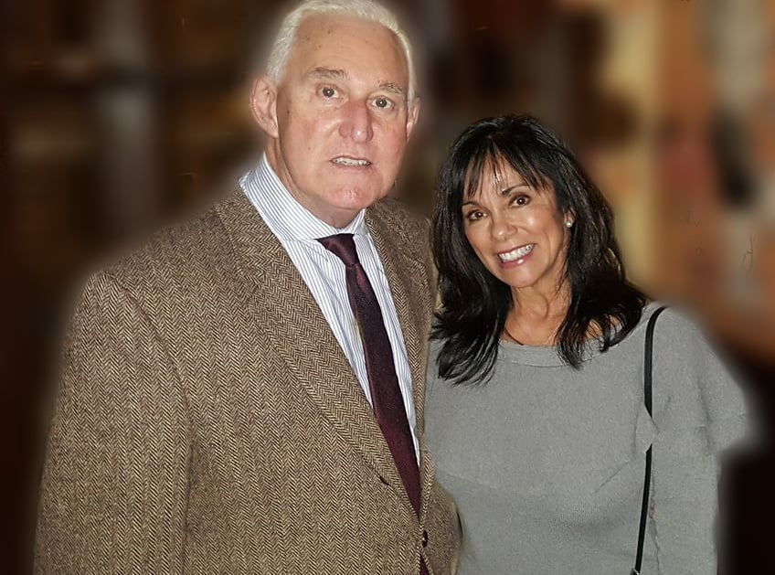 Nydia Bertran Stone 5 Facts About Roger Stone's Wife