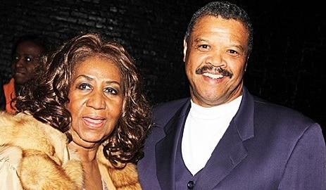 Aretha Franklin's Boyfriend Willie Wilkerson