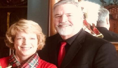 GOP's Craig Lang's wife Mary Lang