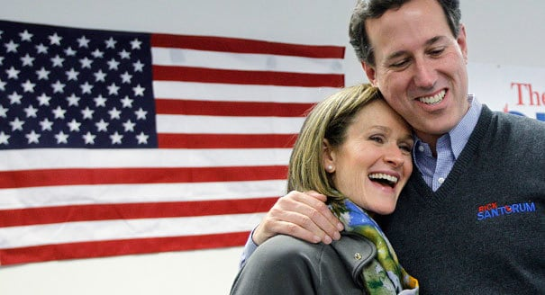 Karen Garver Santorum 5 Facts About Rick Santorum's Wife