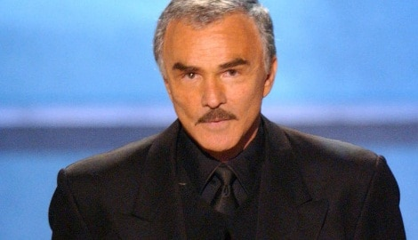 Burt Reynolds' Wives & Son Quinton