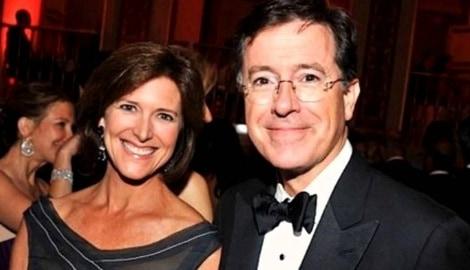 Stephen Colbert's Wife Evelyn McGee-Colbert